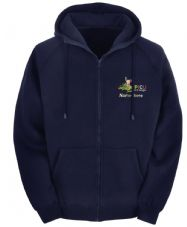 ST GEORGES PICU ZIPPED HOODY